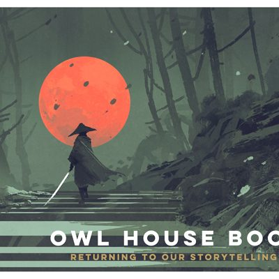 Blood Moon-Owl House Poster-sm