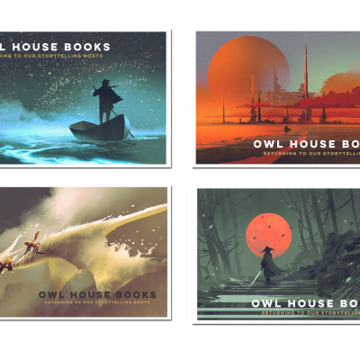Set of 4 posters